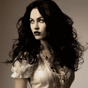 Peinados para halloween: Vampiresa