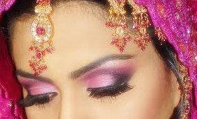 maquillaje de fiesta ojos