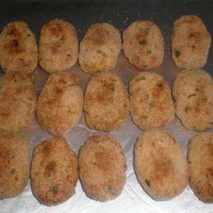 Como hacer nuggets al horno